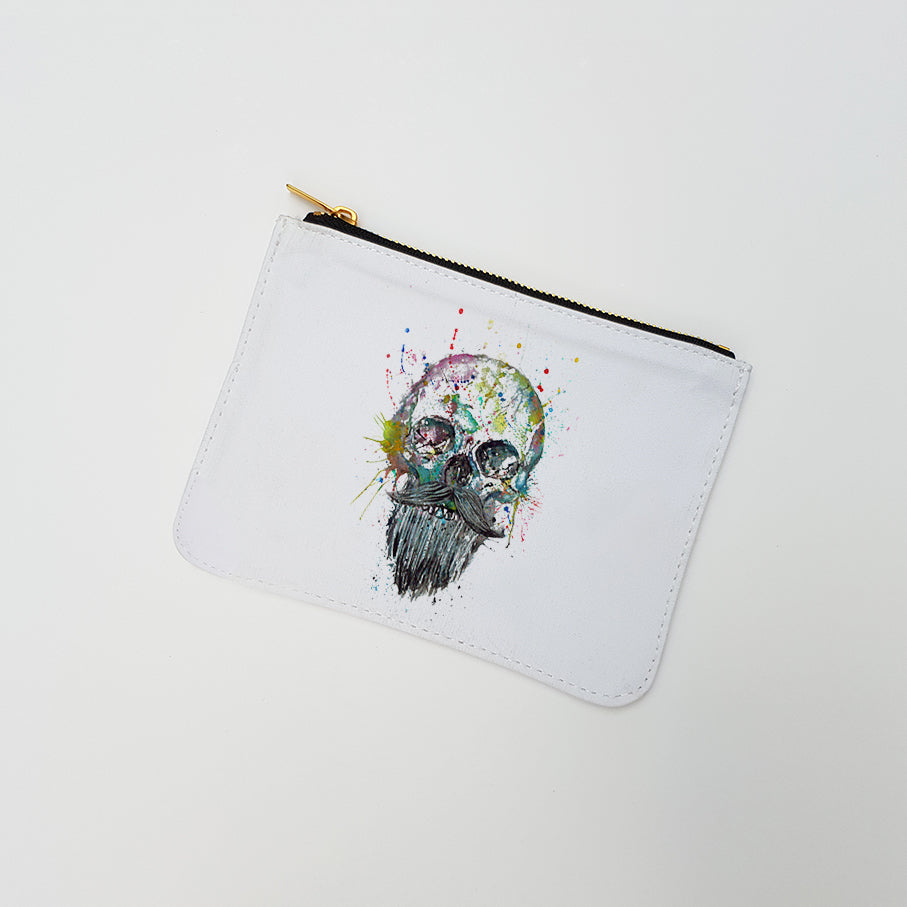 """Bebeard"" Large Coin Pouch"