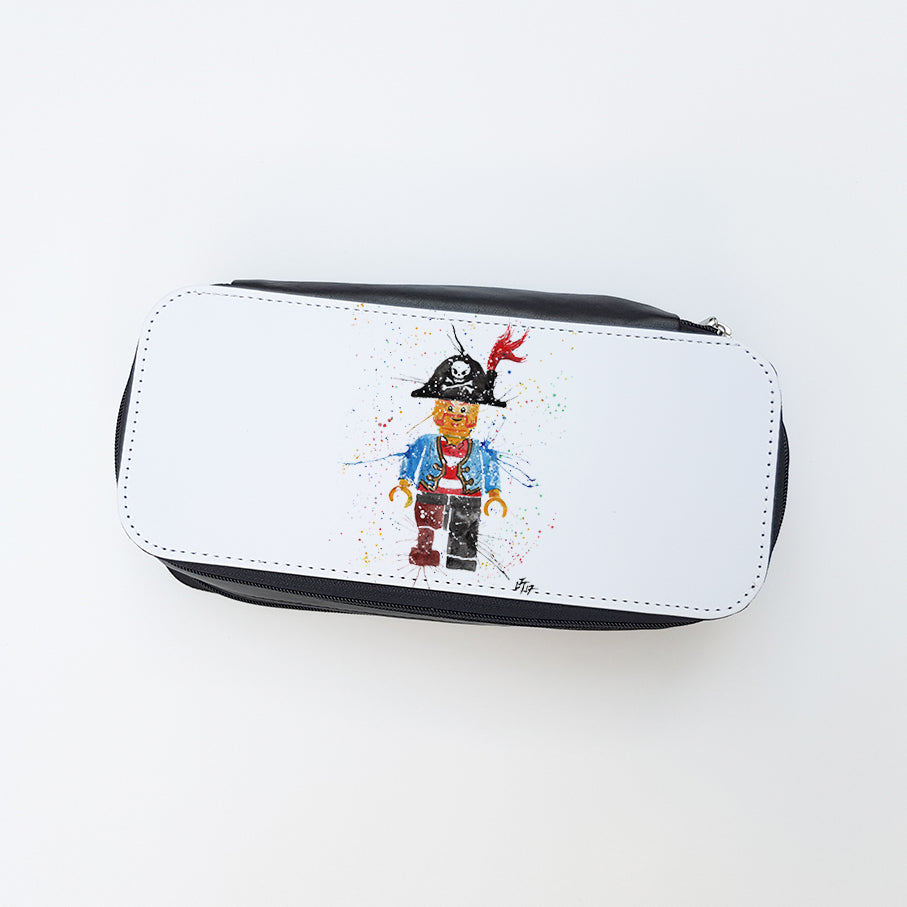 """Arggghhh Pirate"" Ladies Makeup Bag"