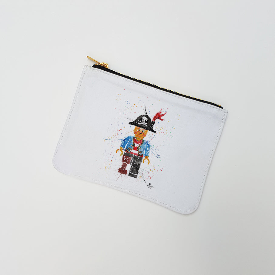 """Arggghhh Pirate"" Large Coin Pouch"