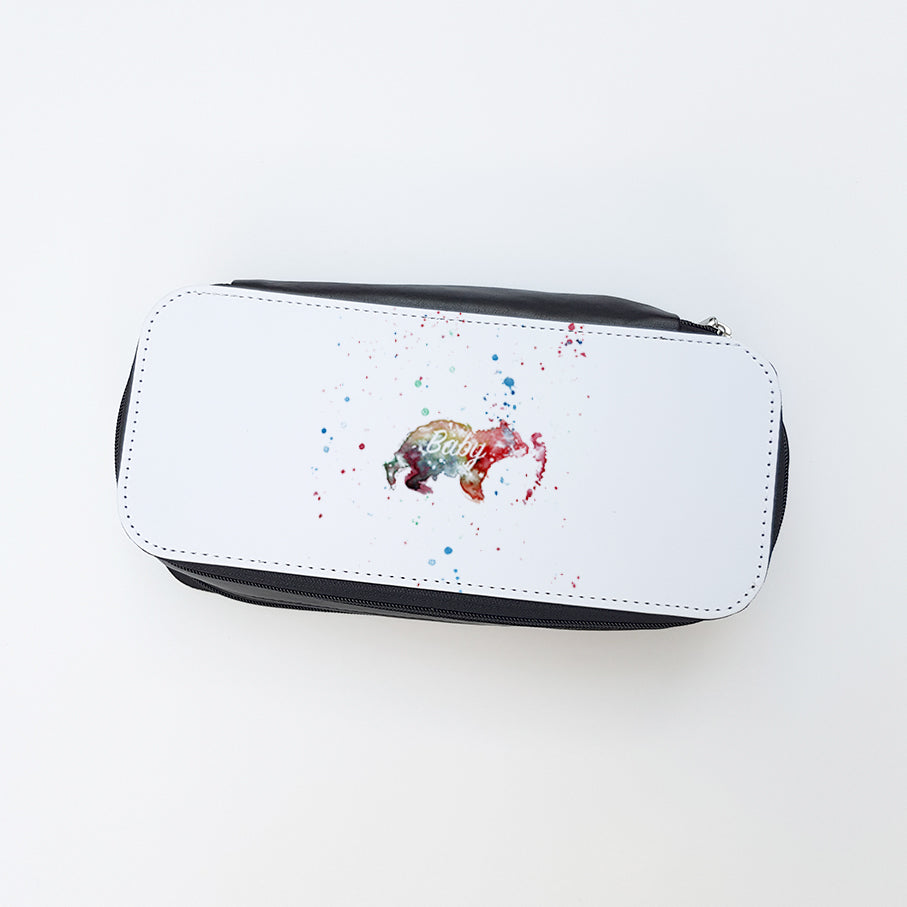 """Baby Bear"" Ladies Makeup Bag"