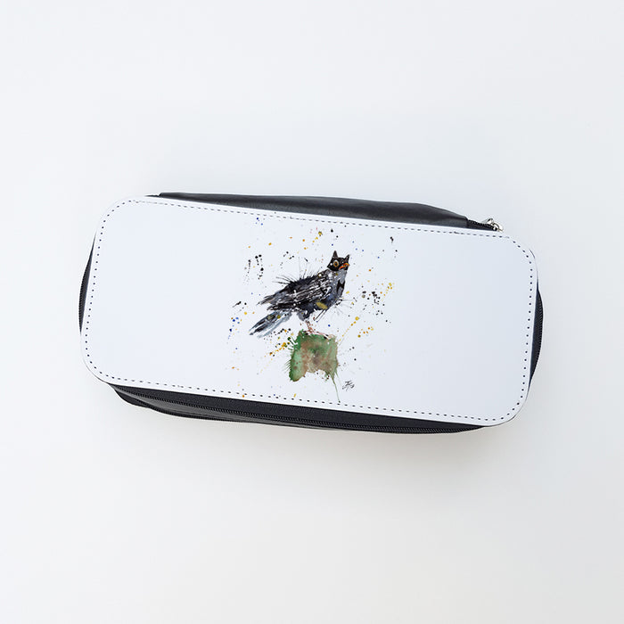 """Blackbird Batman"" Ladies Makeup Bag"