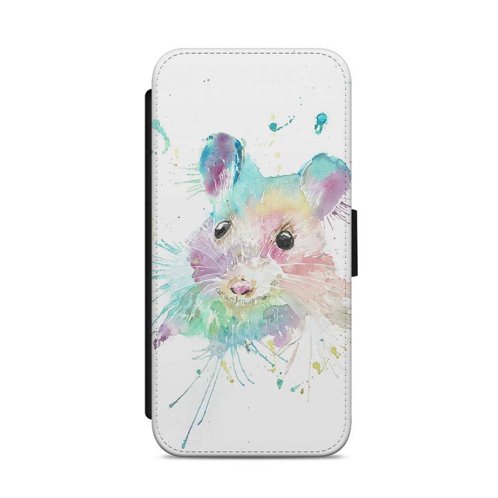 """Small"" Mouse Flip Phone Case"