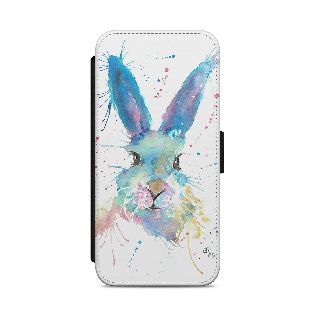 Mr Bunny Flip Phone Case