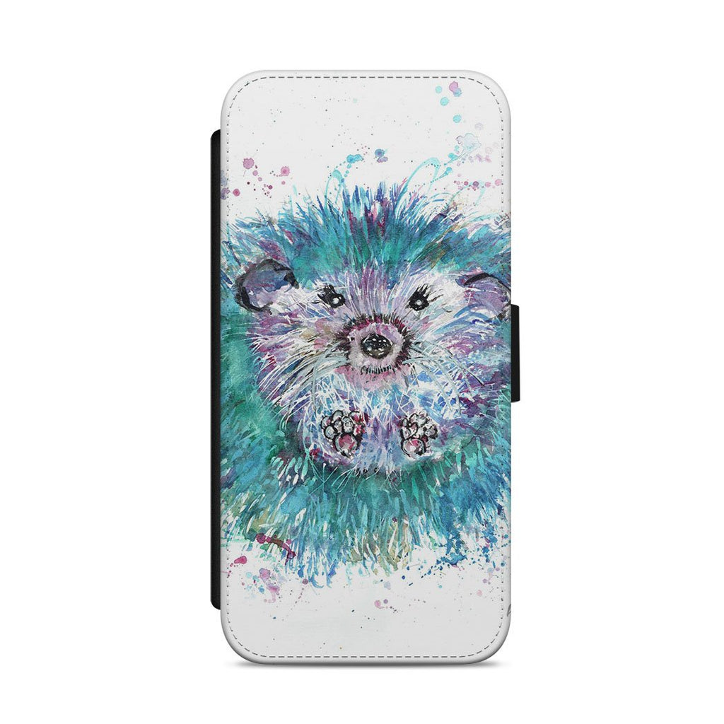 """Maisey"" Hedgehog Flip Phone Case"