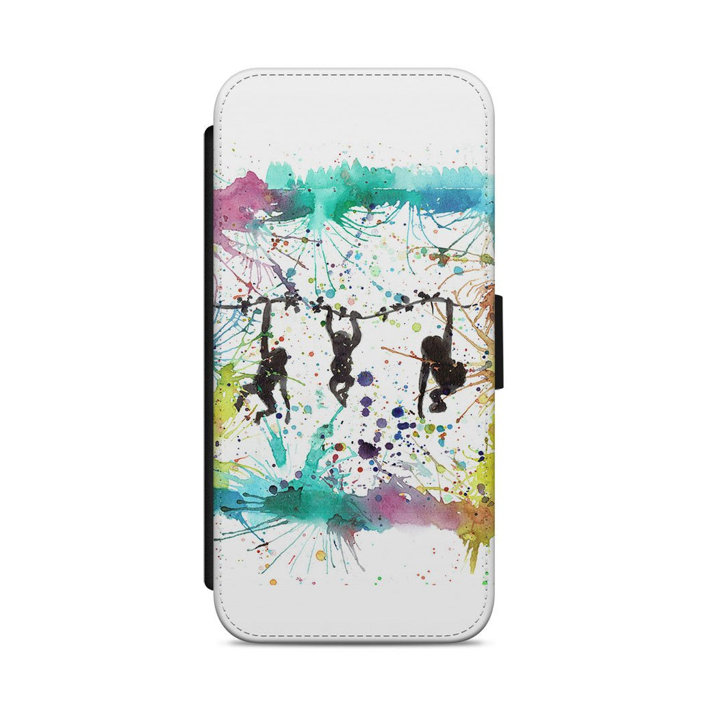 Monkey Business Flip Phone Case
