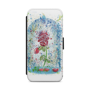 Magic Rose Flip Phone Case