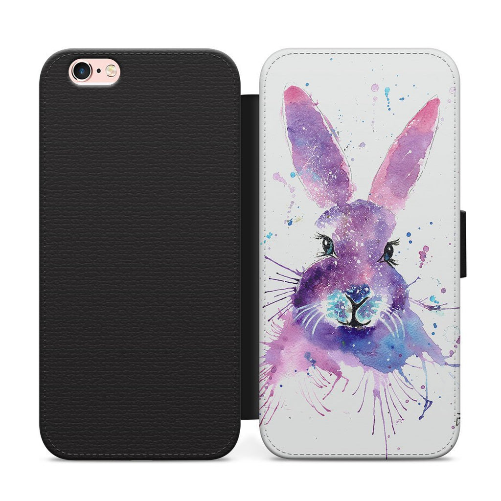 """Berry"" Hare Flip Phone Case"