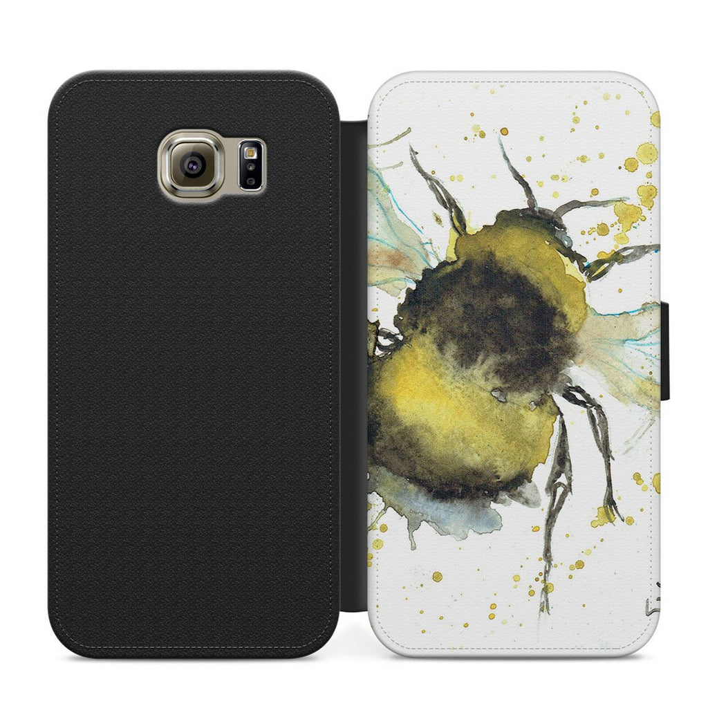Bumble Bee Flip Phone Case