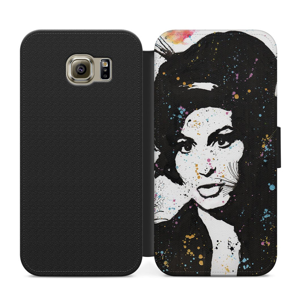 """Amy"" Flip Phone Case"