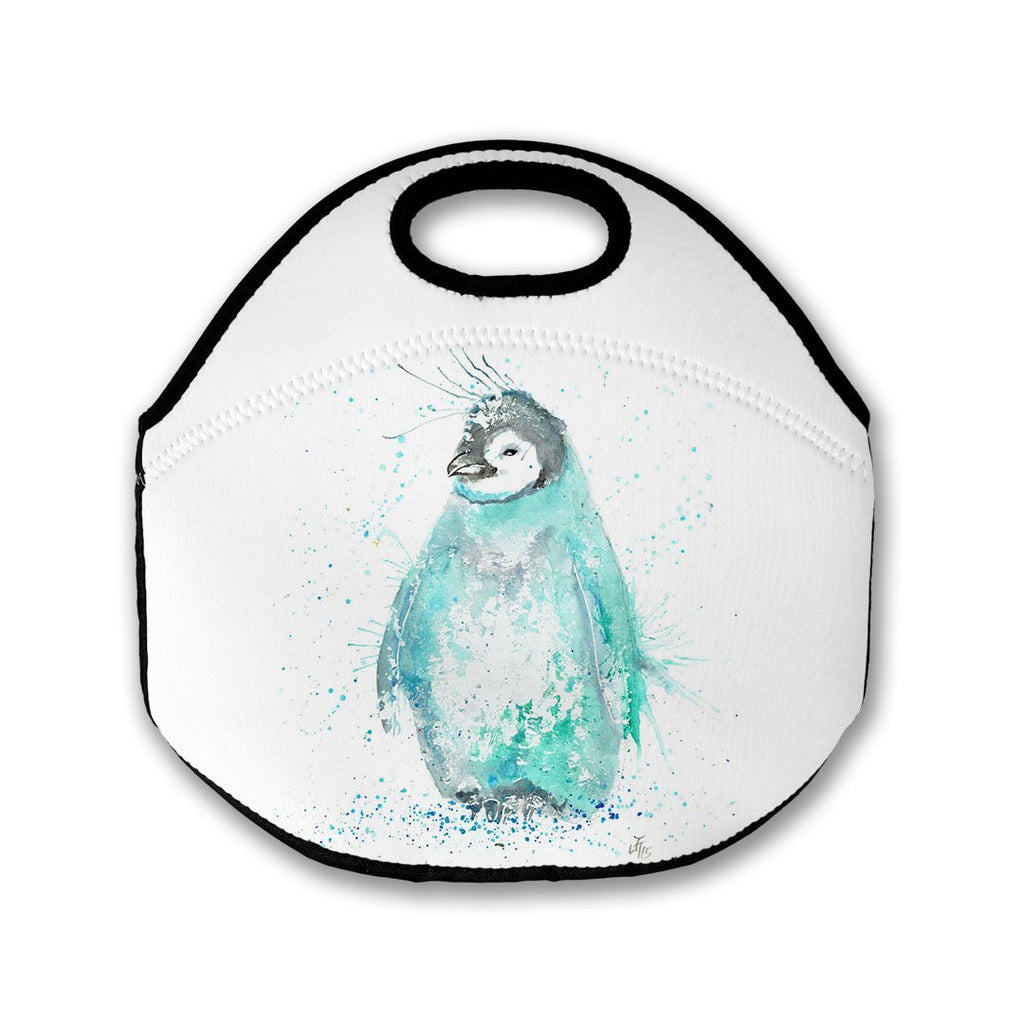 """Marv"" Penguin Lunch Tote Bag"
