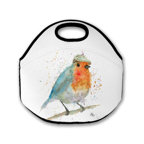 Mr Robin Lunch Tote Bag