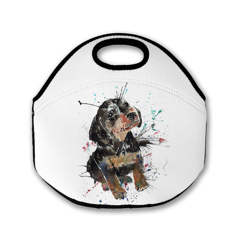 Pierre (Dachshund) Lunch Tote Bag