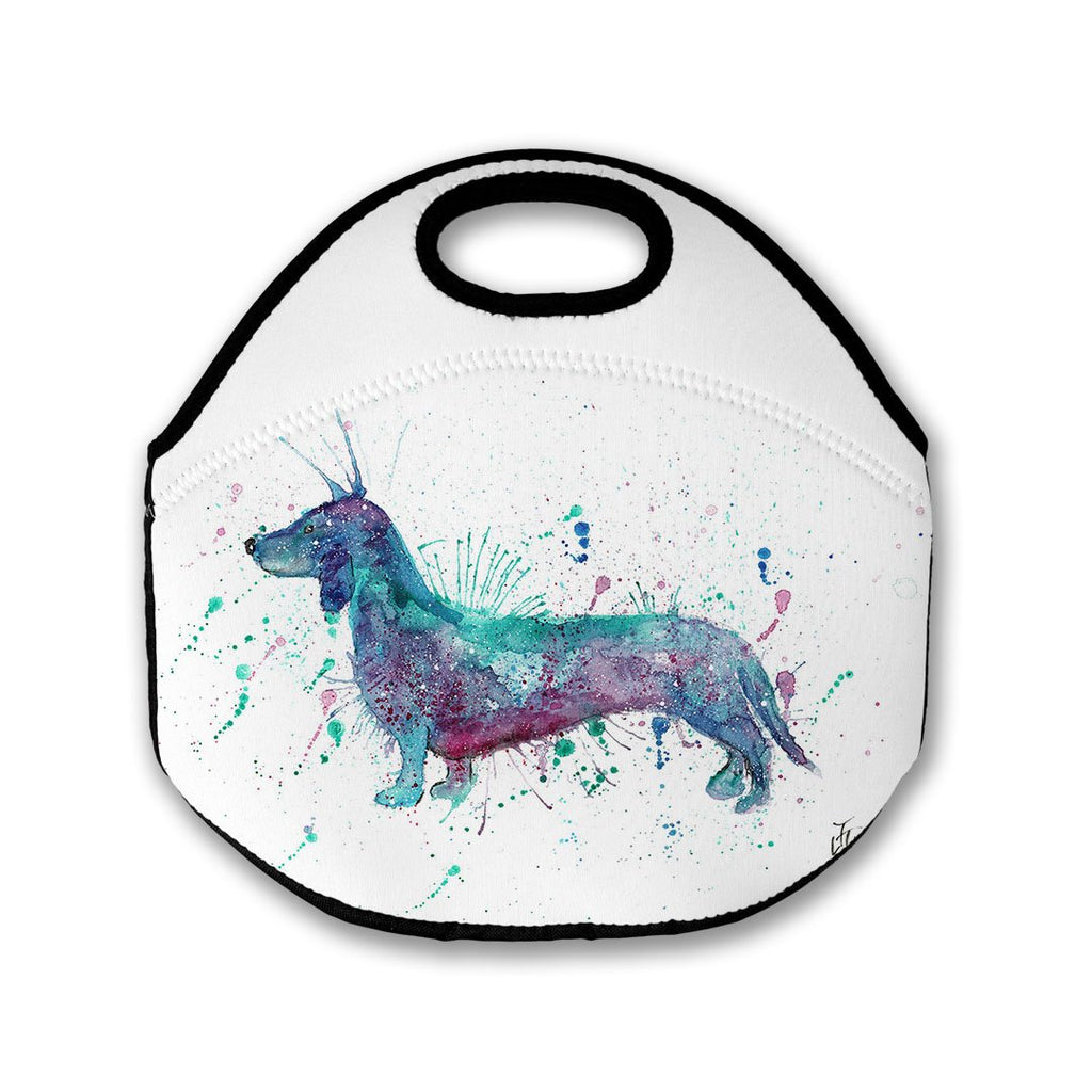Mr Sausage Dog Lunch Tote Bag