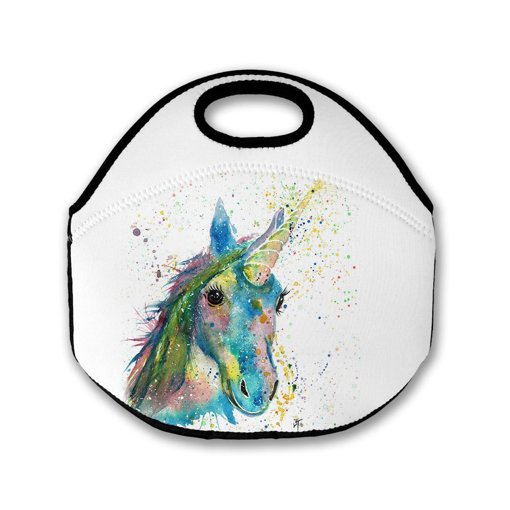 """Patty"" Unicorn Lunch Tote Bag"