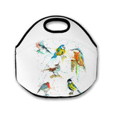 Brit Birds Lunch Tote Bag