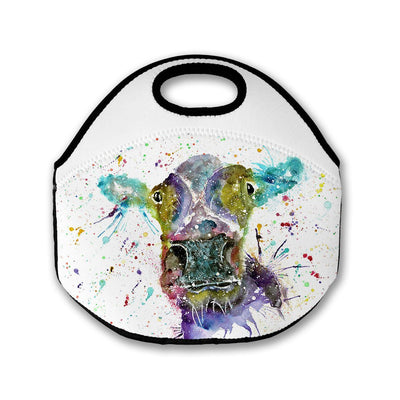 Daisy (Cow) Lunch Tote Bag