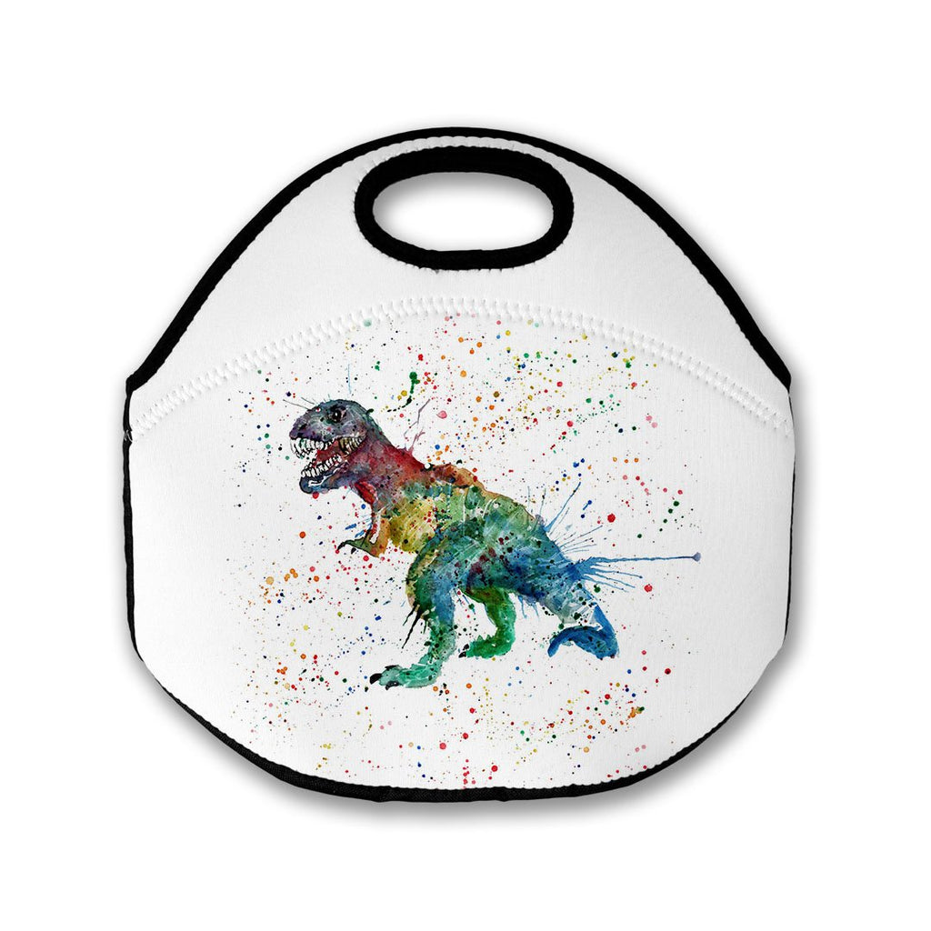 """Gary"" T-Rex Lunch Tote Bag"