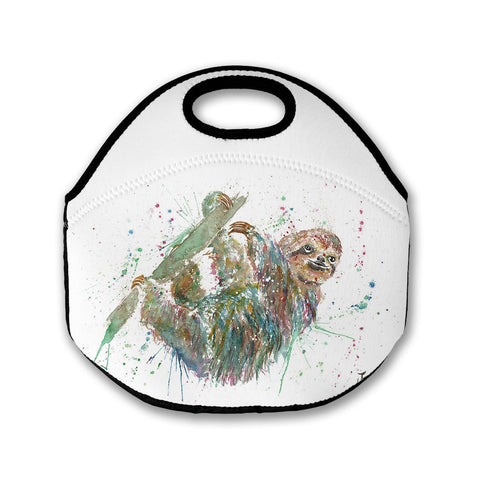 Hey Mr Sloth Lunch Tote Bag