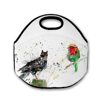 Blackbird & Robin Lunch Tote Bag