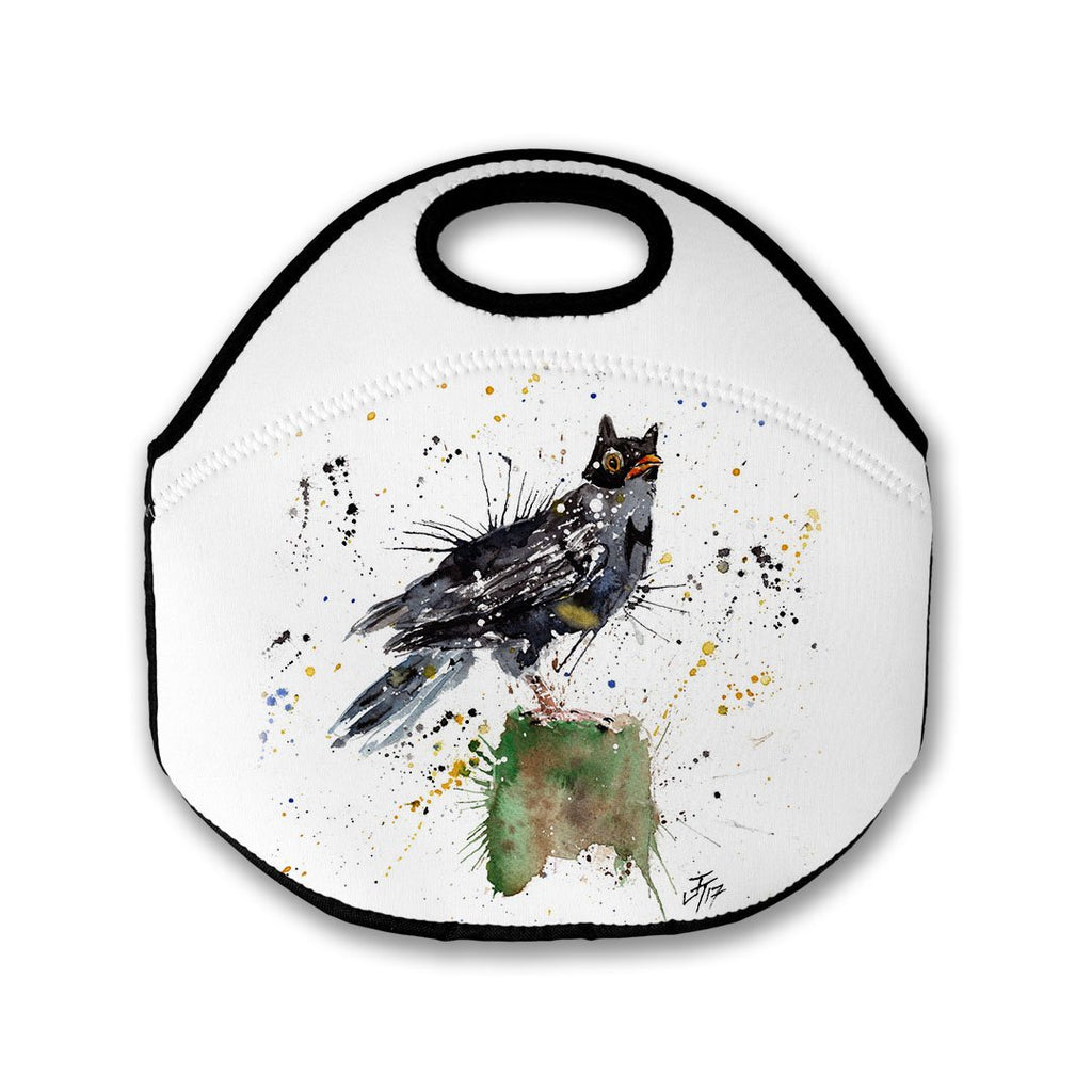Blackbird Batman Lunch Tote Bag