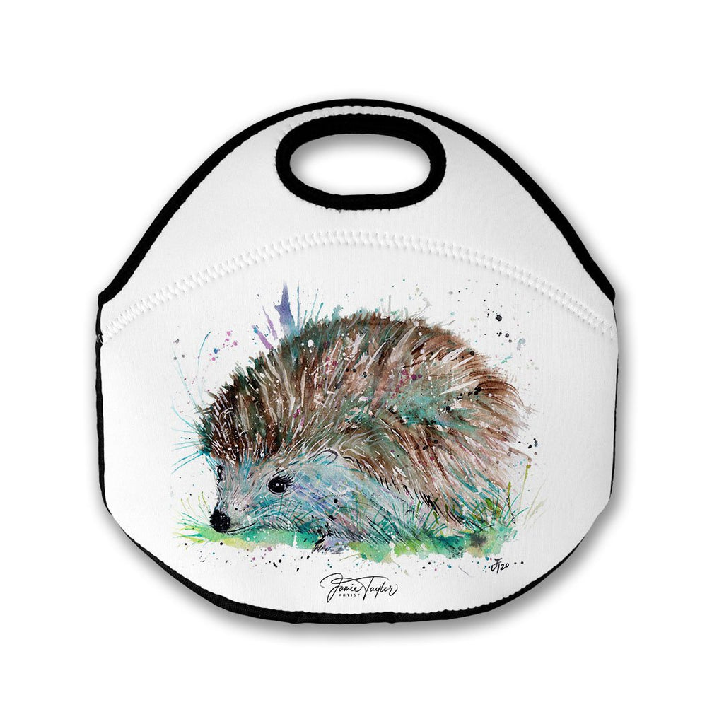 """Sweet"" Hedgehog Lunch Tote Bag"
