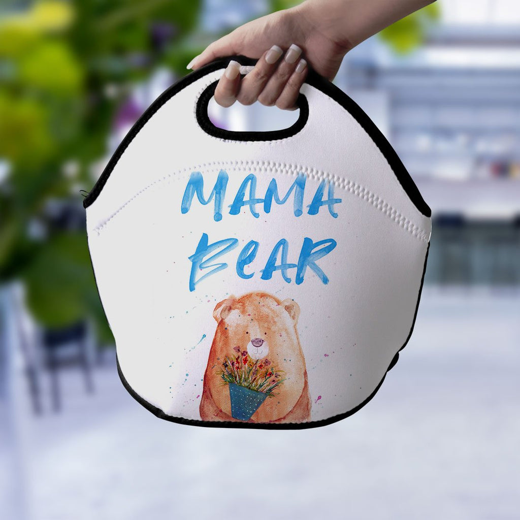 Mama Bear 2020 Lunch Tote Bag