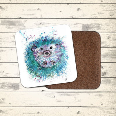 Maisey hedgehog  Coaster