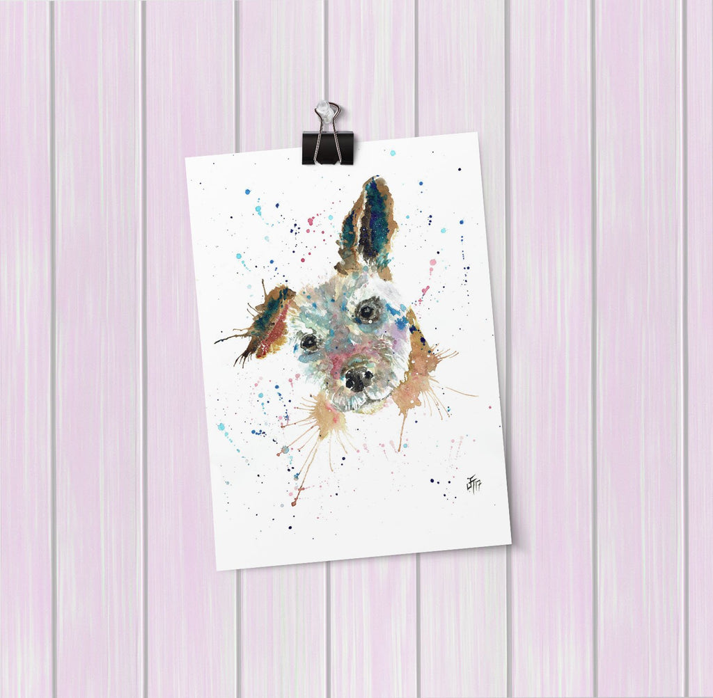 Cuteness Art Mini Print