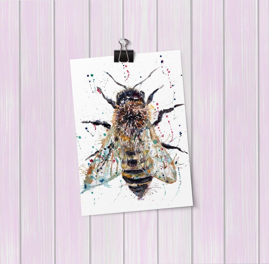 Honey Art Mini Print
