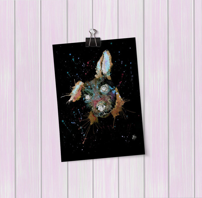 Cuteness Enchanted Art Mini Print