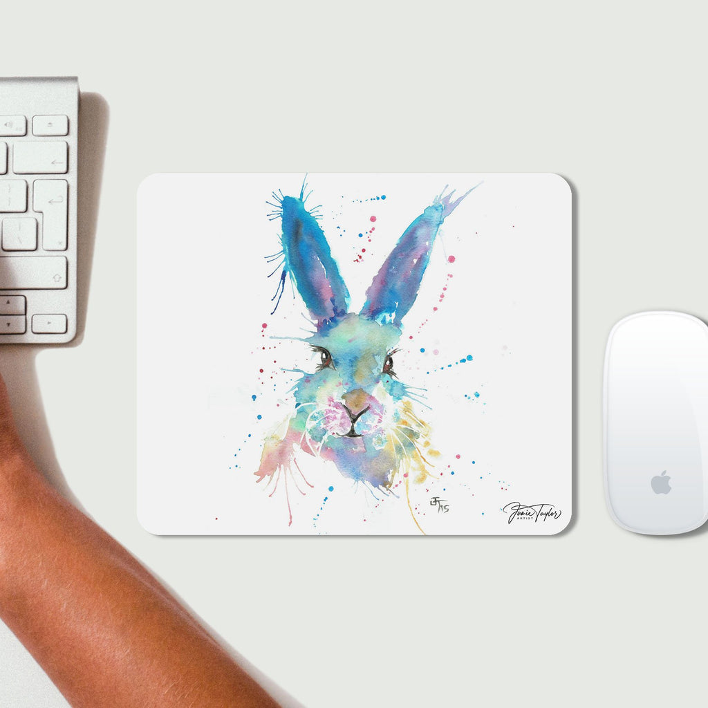 Mr Bunny Desk Mousemat