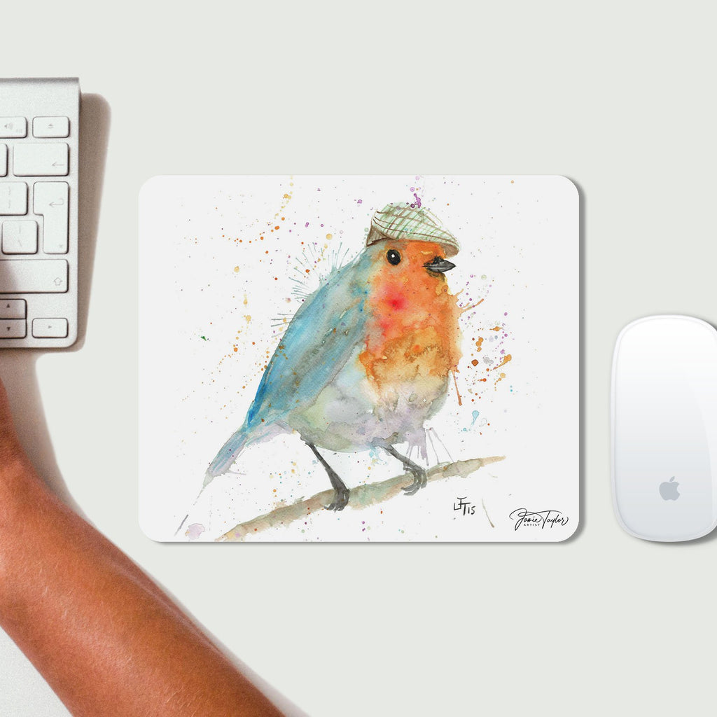 Mr Robin Desk Mousemat