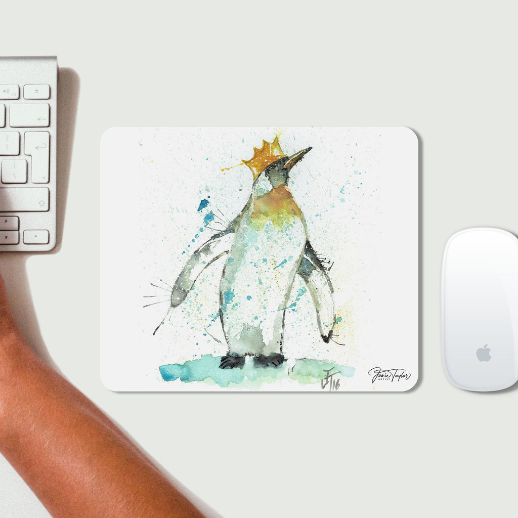 Party Penguin Desk Mousemat