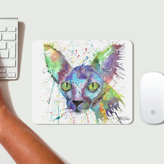 Brian (Sphynx) Mousemat