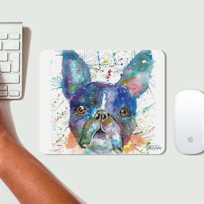 Bruno (Boston Terrier) Mousemat