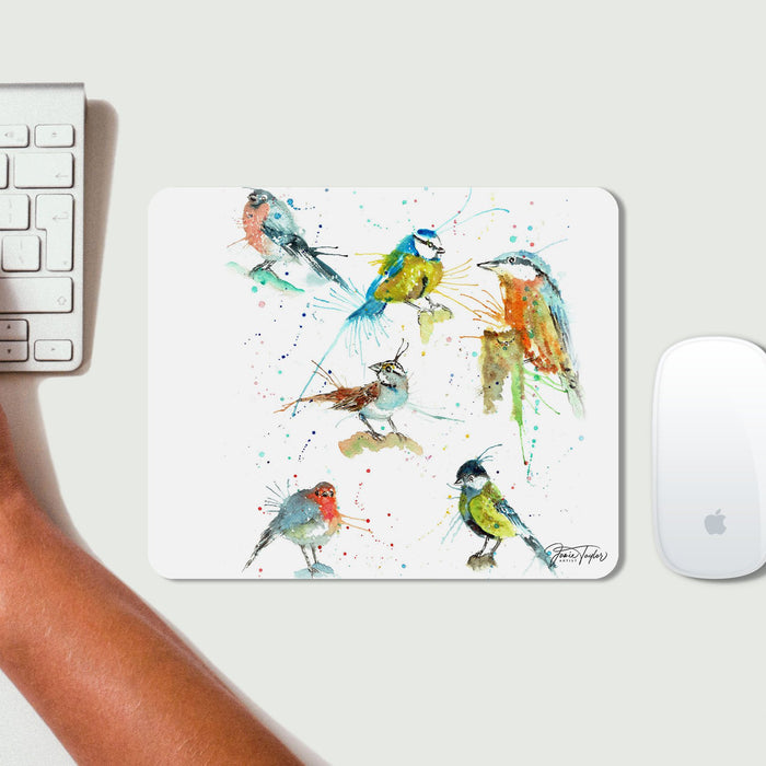 Brit Birds Mousemat