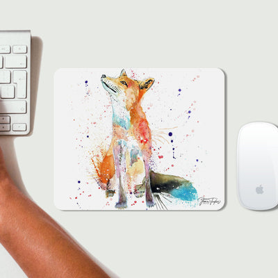 Wishes (Fox) Mousemat