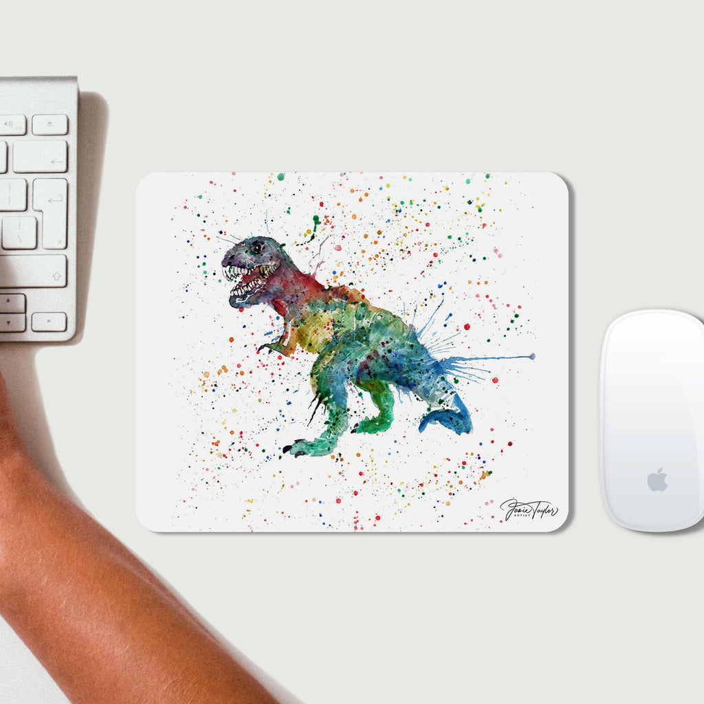 """Gary"" T-Rex Desk Mousemat"