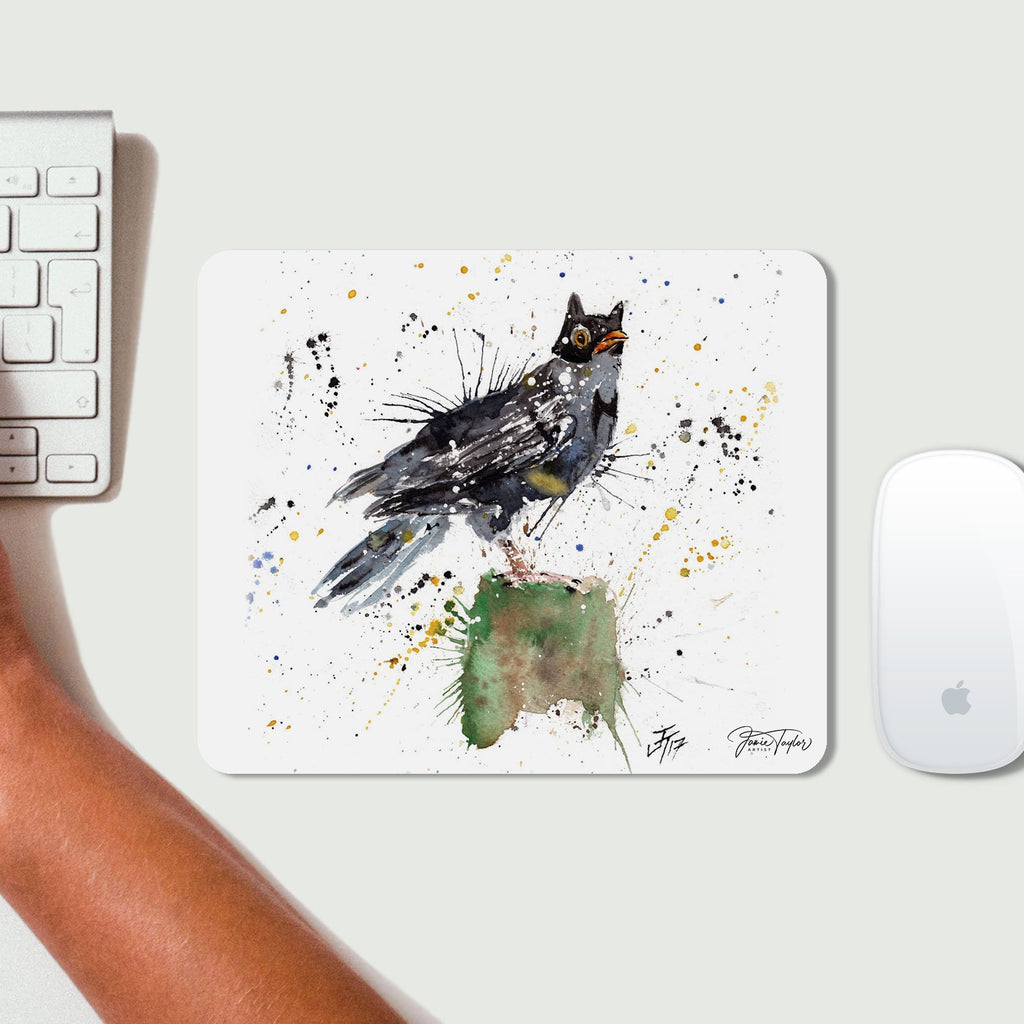 Blackbird Batman Desk Mousemat