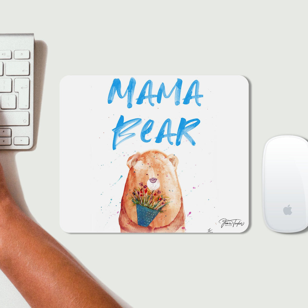Mama Bear 2020 Desk Mousemat