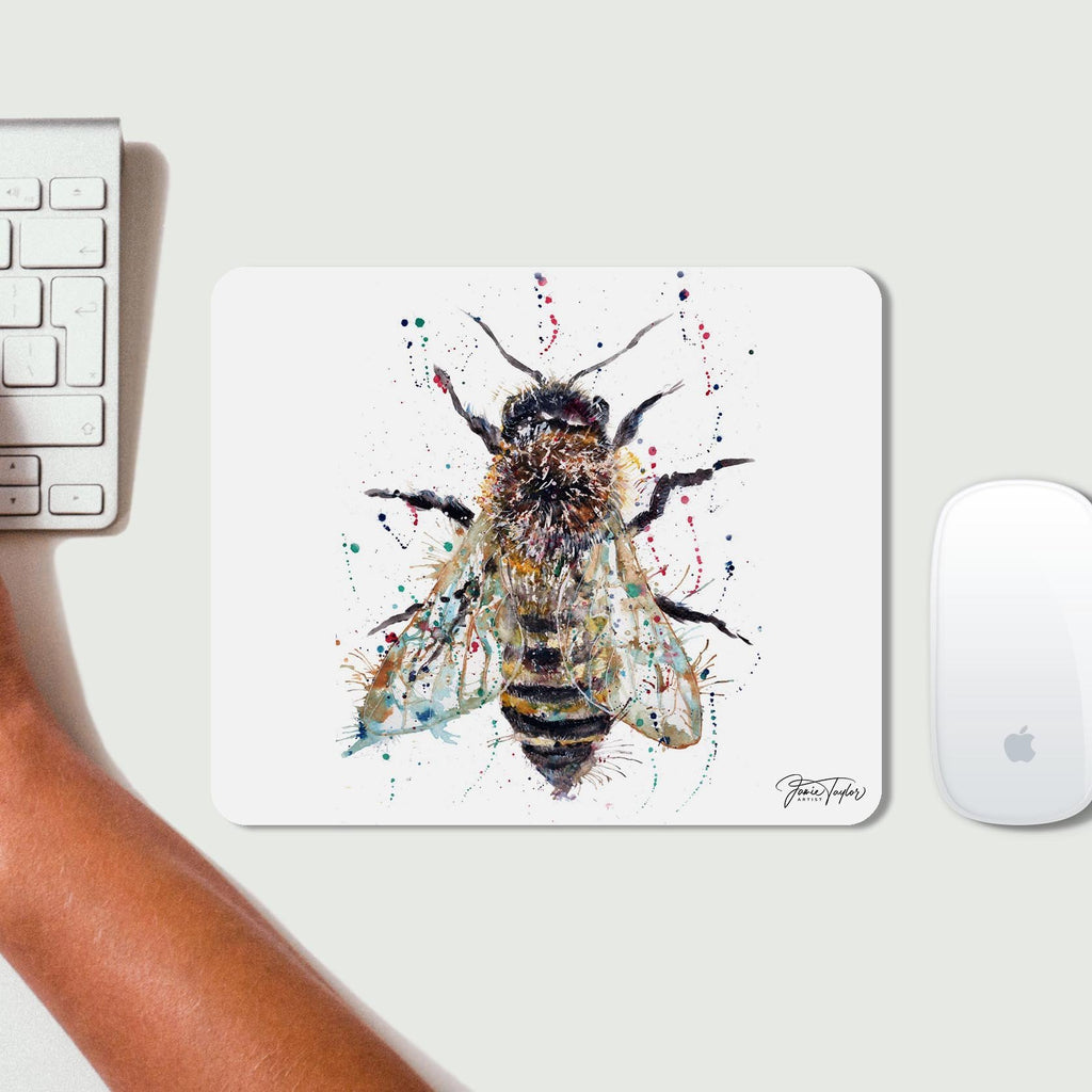 Honey Desk Mousemat