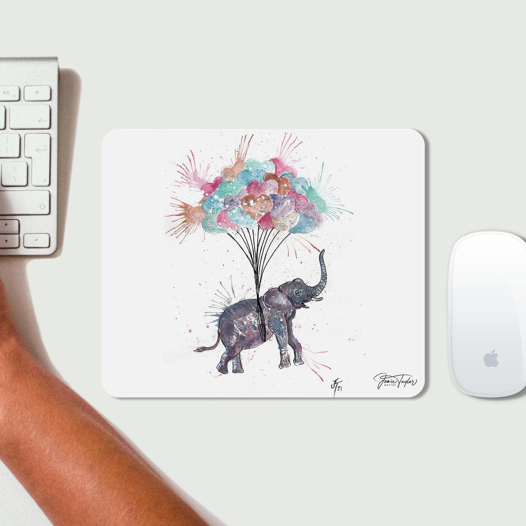 Up! Up! and Away! Desk Mousemat