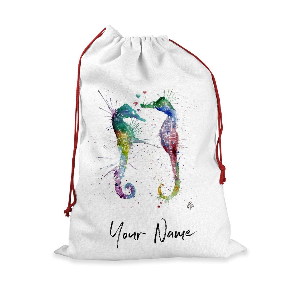You and Me Personalised Santa Sack