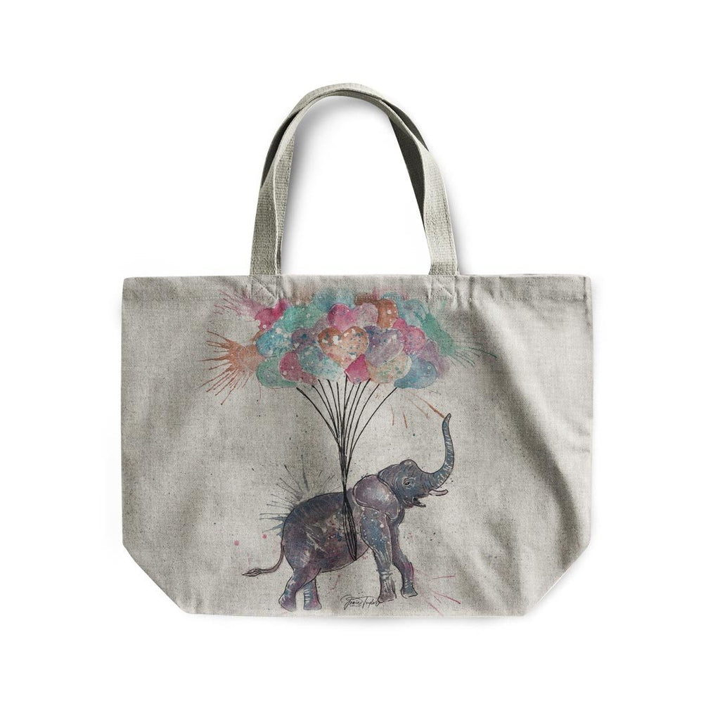 Up! Up! and Away! Linen Tote Bag