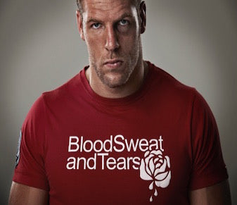 James Haskell, England & Wasps Rugby Legend