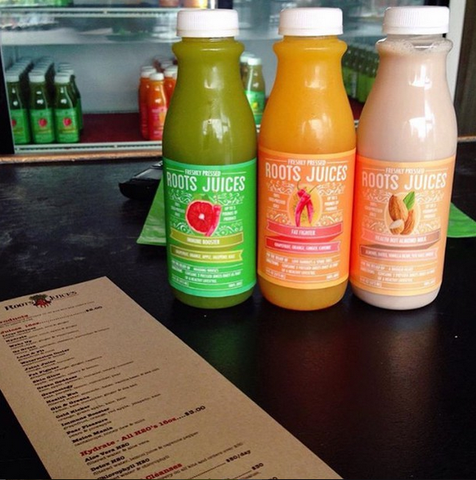 News – Roots Pressed Juices