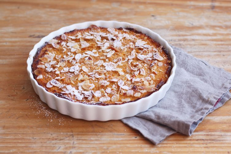 Almond Butternut Squash Pie