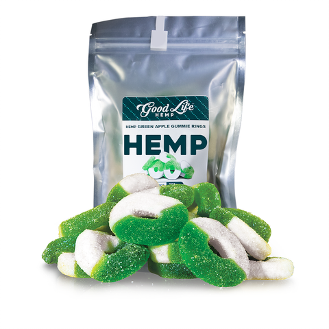 CBD Gummy Rings 200 mg