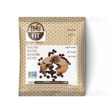 BHU Pea Protein Chocolate Chip Cookie