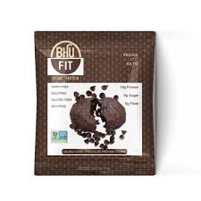 BHU Pea Protein Dark Chocolate Chip Cookie